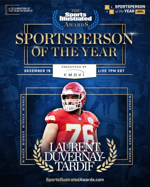 sportsperson of the year
