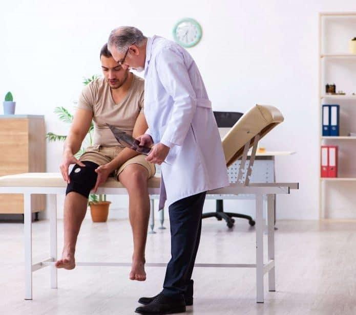 examen du genou en pratique médicale | emovi | kneekg, Emovi, KneeKG
